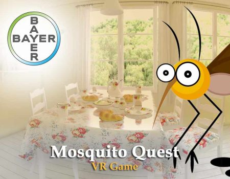 Bayer Mosquito Quest VR