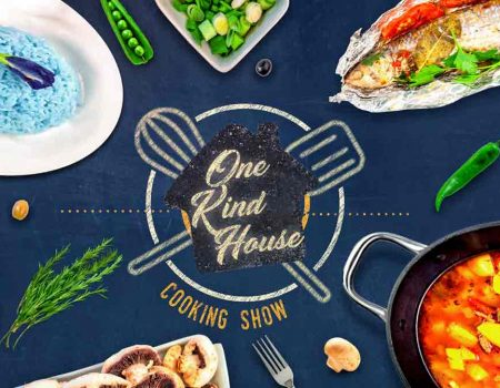 One Kind House – VR Cooking Show
