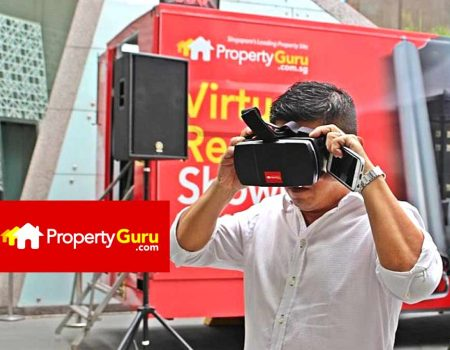 PropertyGuru VR Showroom