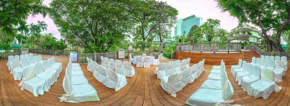 Shangri-La 360 Degree VR Wedding